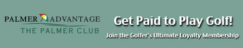 Palmer Golf Banner